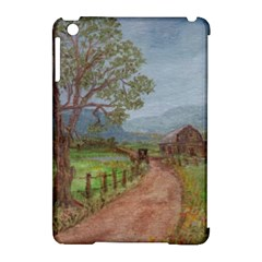 amish Buggy Going Home  By Ave Hurley Of Artrevu   Apple Ipad Mini Hardshell Case (compatible With Smart Cover)