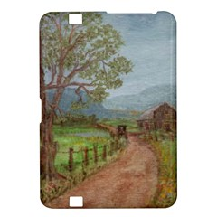 amish Buggy Going Home  By Ave Hurley Of Artrevu   Kindle Fire Hd 8 9  Hardshell Case
