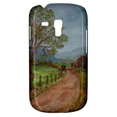 Amish Buggy Going Home  by Ave Hurley of ArtRevu ~ Samsung Galaxy S3 MINI I8190 Hardshell Case