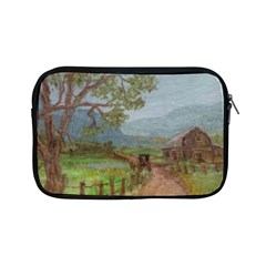Amish Buggy Going Home  by Ave Hurley of ArtRevu ~ Apple iPad Mini Zipper Case