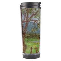 Amish Buggy Going Home  by Ave Hurley of ArtRevu ~ Travel Tumbler