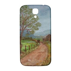 Amish Buggy Going Home  by Ave Hurley of ArtRevu ~ Samsung Galaxy S4 I9500/I9505  Hardshell Back Case
