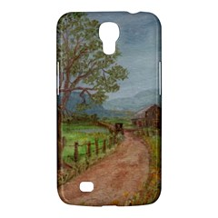 Amish Buggy Going Home  by Ave Hurley of ArtRevu ~ Samsung Galaxy Mega 6.3  I9200 Hardshell Case