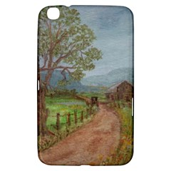 Amish Buggy Going Home  by Ave Hurley of ArtRevu ~ Samsung Galaxy Tab 3 (8 ) T3100 Hardshell Case