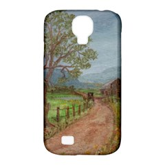 Amish Buggy Going Home  by Ave Hurley of ArtRevu ~ Samsung Galaxy S4 Classic Hardshell Case (PC+Silicone)