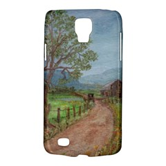 Amish Buggy Going Home  by Ave Hurley of ArtRevu ~ Samsung Galaxy S4 Active (I9295) Hardshell Case