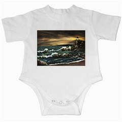 Bridget s Lighthouse   by Ave Hurley of ArtRevu ~ Infant Creeper
