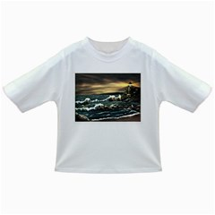 Bridget s Lighthouse   by Ave Hurley of ArtRevu ~ Infant/Toddler T-Shirt