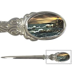 bridget s Lighthouse   By Ave Hurley Of Artrevu   Letter Opener