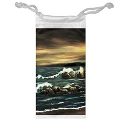 Bridget s Lighthouse   by Ave Hurley of ArtRevu ~ Jewelry Bag