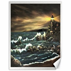 Bridget s Lighthouse   by Ave Hurley of ArtRevu ~ Canvas 18  x 24