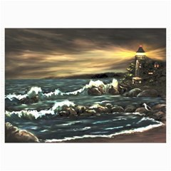 Bridget s Lighthouse   by Ave Hurley of ArtRevu ~ Canvas 20  x 30