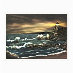 bridget s Lighthouse   By Ave Hurley Of Artrevu   Canvas 24  X 36
