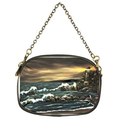 Bridget s Lighthouse   by Ave Hurley of ArtRevu ~ Chain Purse (Two Sides)