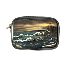 bridget s Lighthouse   By Ave Hurley Of Artrevu   Coin Purse