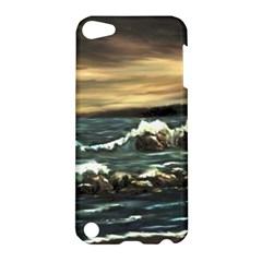 Bridget s Lighthouse   by Ave Hurley of ArtRevu ~ Apple iPod Touch 5 Hardshell Case