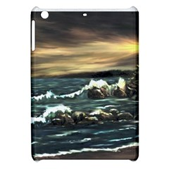 Bridget s Lighthouse   by Ave Hurley of ArtRevu ~ Apple iPad Mini Hardshell Case