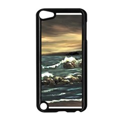 Bridget s Lighthouse   by Ave Hurley of ArtRevu ~ Apple iPod Touch 5 Case (Black)