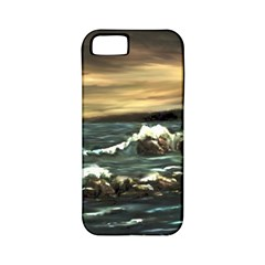 bridget s Lighthouse   By Ave Hurley Of Artrevu   Apple Iphone 5 Classic Hardshell Case (pc+silicone)