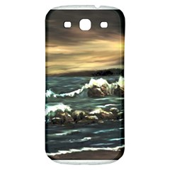Bridget s Lighthouse   by Ave Hurley of ArtRevu ~ Samsung Galaxy S3 S III Classic Hardshell Back Case