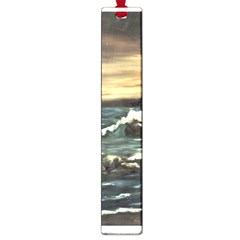 Bridget s Lighthouse   by Ave Hurley of ArtRevu ~ Large Book Mark