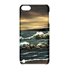 Bridget s Lighthouse   by Ave Hurley of ArtRevu ~ Apple iPod Touch 5 Hardshell Case with Stand