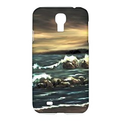 bridget s Lighthouse   By Ave Hurley Of Artrevu   Samsung Galaxy S4 I9500/i9505 Hardshell Case