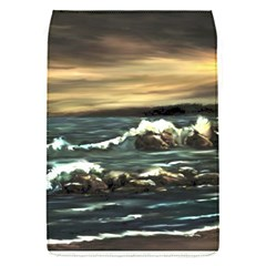 Bridget s Lighthouse   by Ave Hurley of ArtRevu ~ Removable Flap Cover (S)