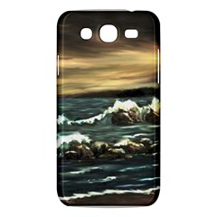Bridget s Lighthouse   by Ave Hurley of ArtRevu ~ Samsung Galaxy Mega 5.8 I9152 Hardshell Case