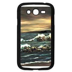 Bridget s Lighthouse   by Ave Hurley of ArtRevu ~ Samsung Galaxy Grand DUOS I9082 Case (Black)