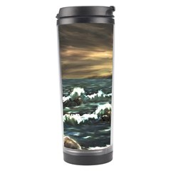 Bridget s Lighthouse   by Ave Hurley of ArtRevu ~ Travel Tumbler