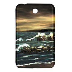 Bridget s Lighthouse   by Ave Hurley of ArtRevu ~ Samsung Galaxy Tab 3 (7 ) P3200 Hardshell Case
