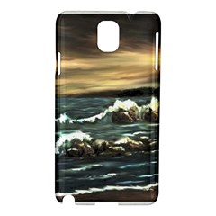 Bridget s Lighthouse   by Ave Hurley of ArtRevu ~ Samsung Galaxy Note 3 N9005 Hardshell Case