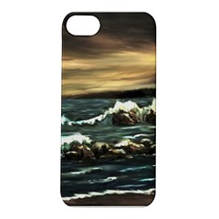 Bridget s Lighthouse   by Ave Hurley of ArtRevu ~ Apple iPhone 5S/ SE Hardshell Case