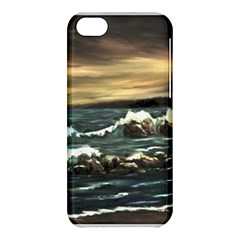 Bridget s Lighthouse   by Ave Hurley of ArtRevu ~ Apple iPhone 5C Hardshell Case