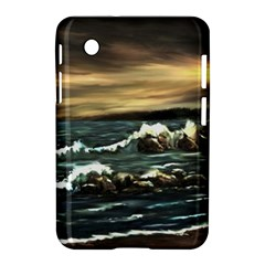 Bridget s Lighthouse   by Ave Hurley of ArtRevu ~ Samsung Galaxy Tab 2 (7 ) P3100 Hardshell Case