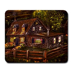 Camp Verde   by Ave Hurley of ArtRevu ~ Large Mousepad