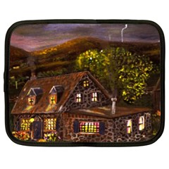camp Verde   By Ave Hurley Of Artrevu   Netbook Case (xl)
