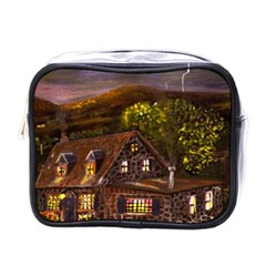 Camp Verde   by Ave Hurley of ArtRevu ~ Mini Toiletries Bag (One Side)