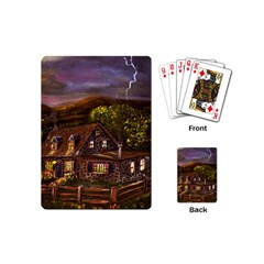 Camp Verde   by Ave Hurley of ArtRevu ~ Playing Cards (Mini)