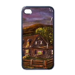 Camp Verde   by Ave Hurley of ArtRevu ~ Apple iPhone 4 Case (Black)