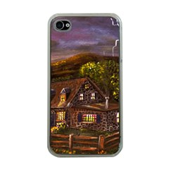 camp Verde   By Ave Hurley Of Artrevu   Apple Iphone 4 Case (clear)