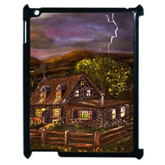 Camp Verde   by Ave Hurley of ArtRevu ~ Apple iPad 2 Case (Black)