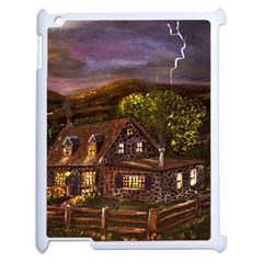 Camp Verde   by Ave Hurley of ArtRevu ~ Apple iPad 2 Case (White)