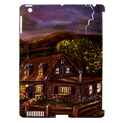 Camp Verde   by Ave Hurley of ArtRevu ~ Apple iPad 3/4 Hardshell Case (Compatible with Smart Cover)