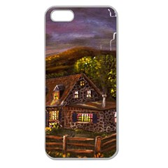 Camp Verde   by Ave Hurley of ArtRevu ~ Apple Seamless iPhone 5 Case (Clear)