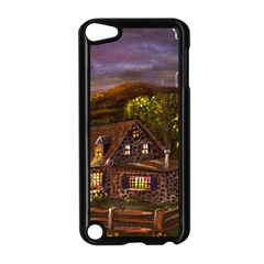 Camp Verde   by Ave Hurley of ArtRevu ~ Apple iPod Touch 5 Case (Black)