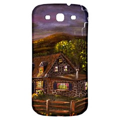 Camp Verde   by Ave Hurley of ArtRevu ~ Samsung Galaxy S3 S III Classic Hardshell Back Case