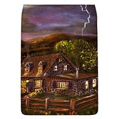 camp Verde   By Ave Hurley Of Artrevu   Removable Flap Cover (l)
