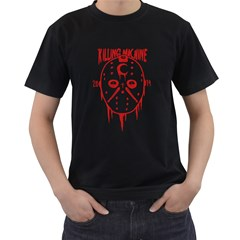 Killing Machine Mens' T-shirt (Black)